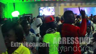 Extrait du concert de agressivo nyandoro a Kolwezi