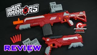 [REVIEW] Air Warriors Thermal Hunter + Zenith | Tacti-Cool Thermal Scope!