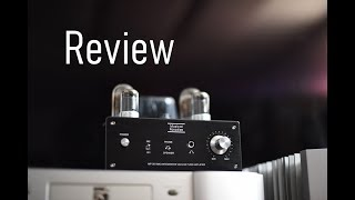 Very Nice Musical Paradise TUBE small integrated amp - MP 301 review. Great for tube rolling.