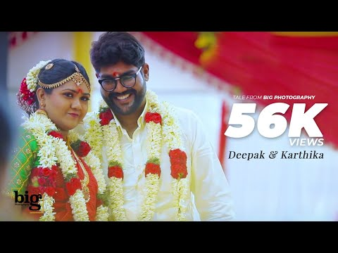 """Kadhal Kanava"" Deepak & Karthika Tamil Wedding  - Big Photography"