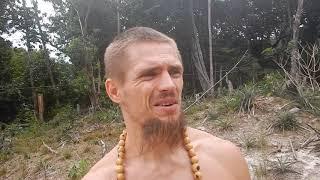 (RARE VIDEO) Shamanic Master Plant dieta/retreat in Peruvian jungle