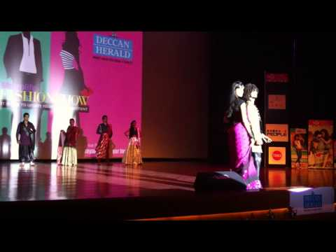 DSI Engineering fashion show deccan herald metrolife