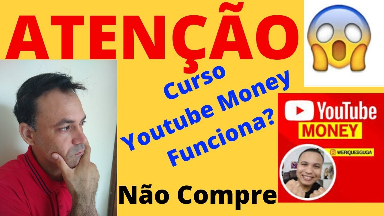 Curso Youtube Money Funciona? Vale a Pena Comprar Youtube Money? YouTube Money