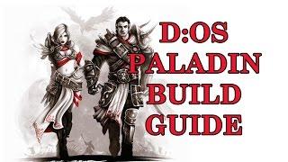 Divinity original sin - Best paladin build guide