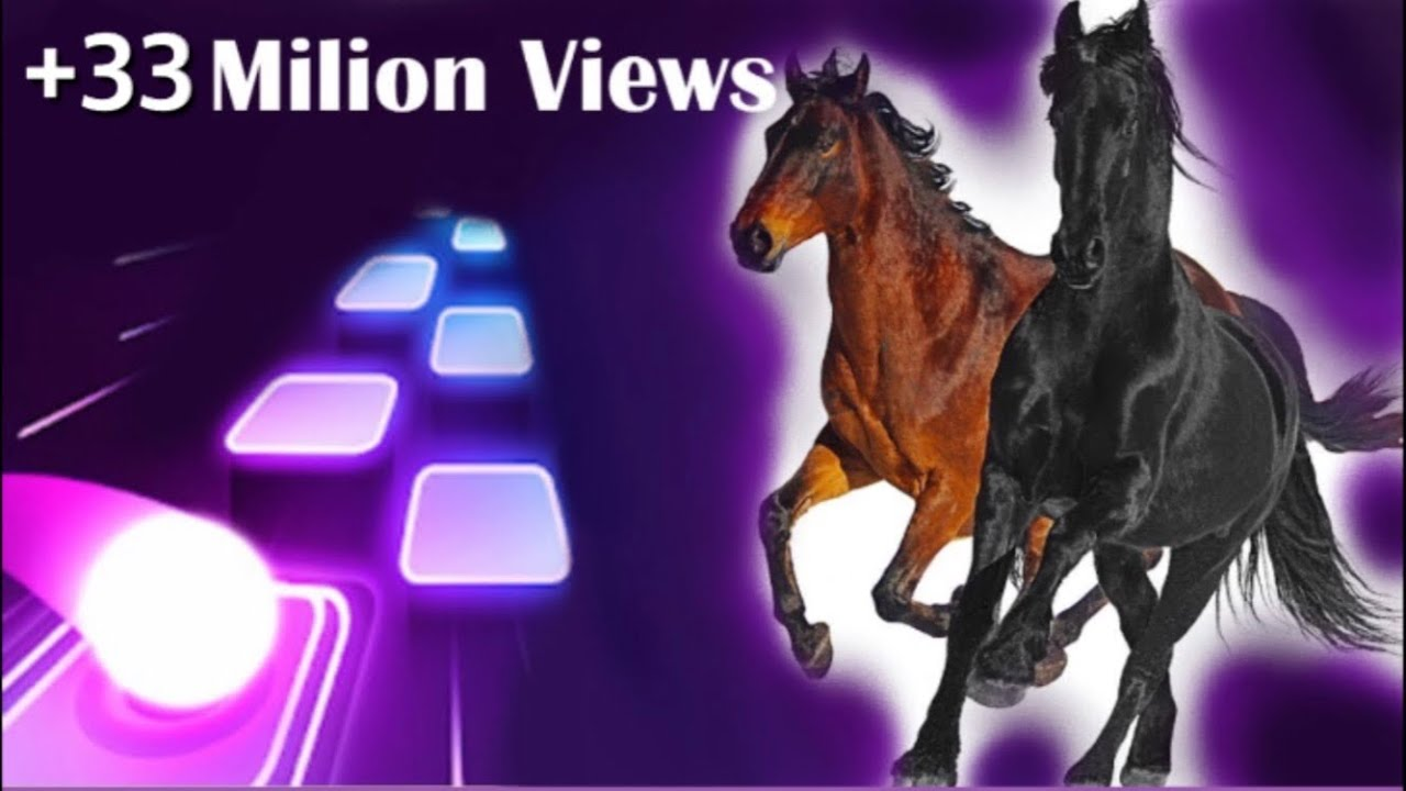 Download Lil Nas X - Old Town Road (Tiles Hop)