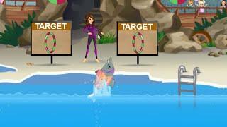 My Dolphin Show 2 Game for kids!  игры для детей ! дельфин!