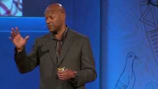 The Patience of Democracy: Colin Salmon at TEDxHousesofParliament