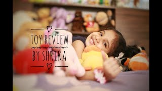 TOY REVIEW BY SHRIKA Soft Toy Review Toys for Girls Toy Collections Cute Toys