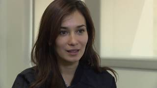 Actress Celina Jade talks about her film career and breaking stereotypes in film