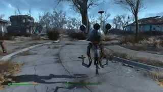 Fallout 4 006 - Конкорд - Служебный вход Выживание