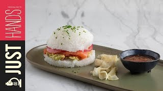 Sushi Burger | Akis Kitchen