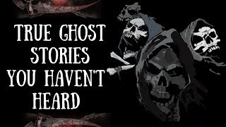 7 True Ghost Stories (Mobile Homes, Prison inmates, and Mirrors)