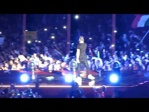 One Direction - Story of My Life LIVE Turin 6/7/2014