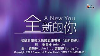 【全新的你 A New You】官方歌詞版MV (Official Lyrics MV) - 讚美之泉敬拜讚美 (5)