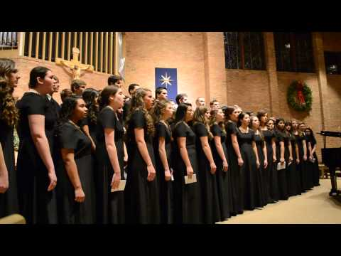 Koinonia Academy Concert Choir - Angels Singing Glory