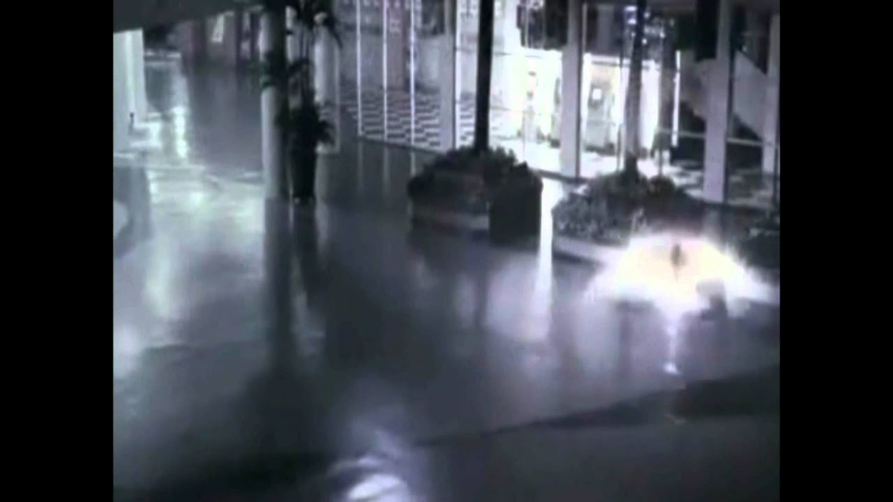 Closer Look At Video Angel Caught On Cctv