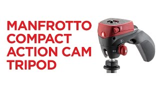 Unboxing Manfrotto Compact Action Camera Tripod