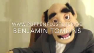Bauchredner & Puppenflüsterer Benjamin Tomkins & Horst   Die Einladung