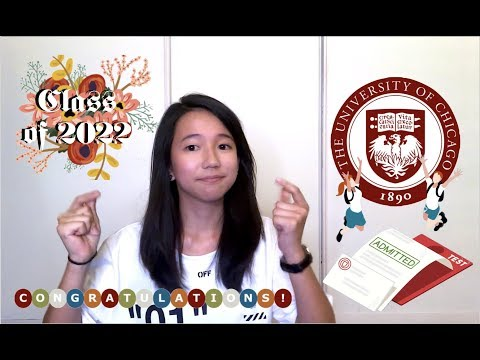 How I got into UChicago | High School Stats, Activities, Profile