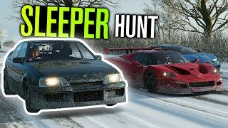Spot the SLEEPER CAR in Forza Horizon 4! *FAIL*