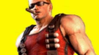 "Duke Nukem Forever Interview - ""John St. John"