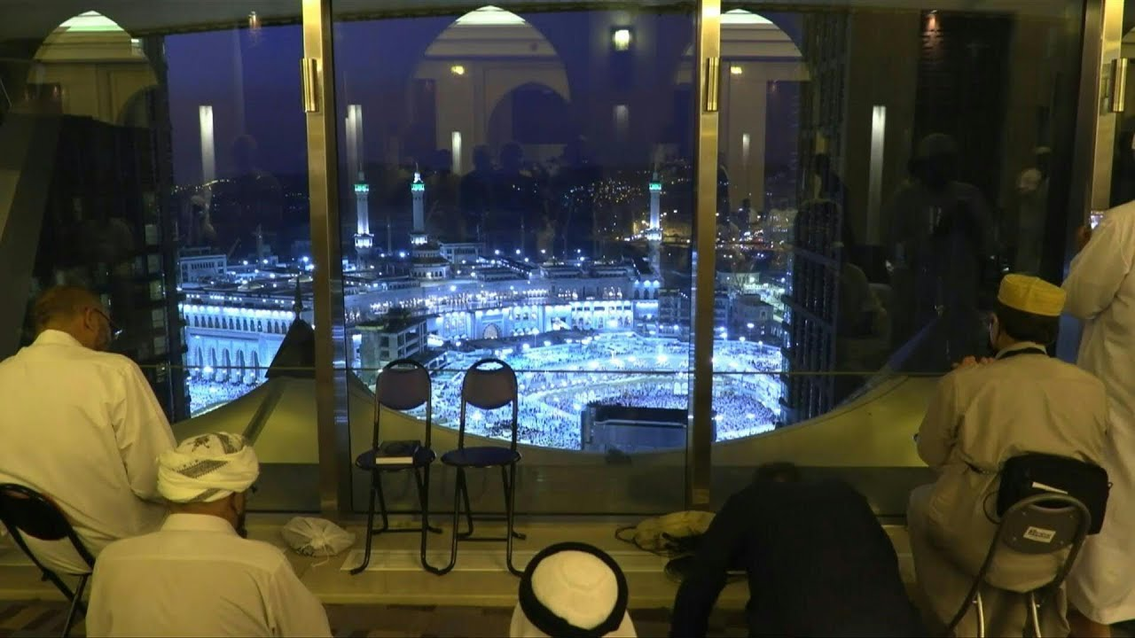 Room With A View Mecca Hotels Offer Vip Hajj Experience Afp Youtube