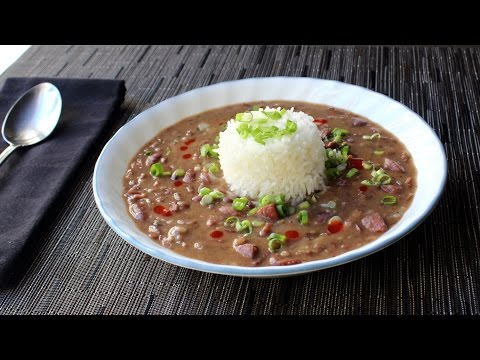 Red Beans and Rice - Creole-Style Spicy Red Beans & Rice Recipe