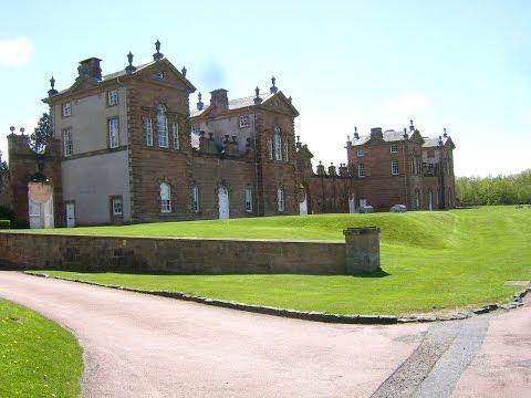 Chatelherault Country Park And Hunting Lodge, Hamilton, Scotland