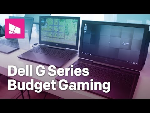 Dell G series delivers affordable gaming laptops for 2018