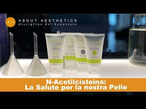 N-Acetilcisteina: La Salute per la nostra Pelle