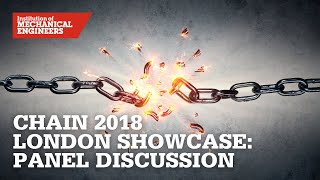 CHAIN 2018 - London Showcase: Panel discussion