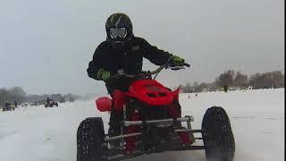 Otter st Ice racing