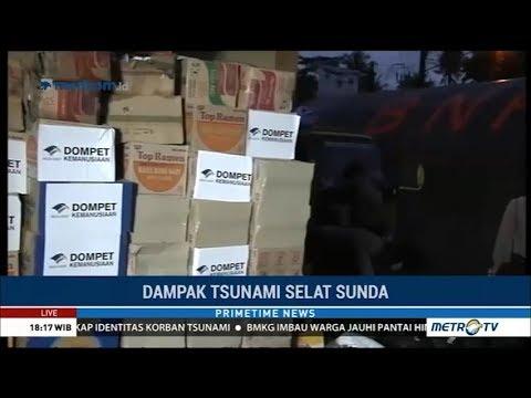 Media Group Kirim Bantuan ke Sumur Pandeglang