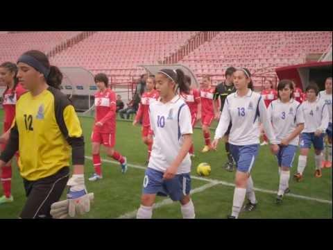 Azerbaijan FIFA U17 Women's National Football Team 2012