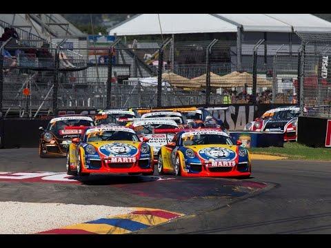 Carrera Cup Australia: 2017, Round 1: Adelaide - Race 1