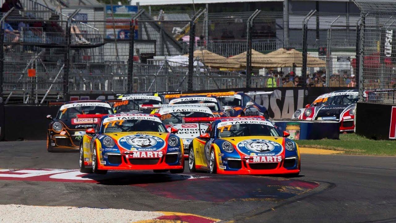 Carrera Cup Australia  Adelaide Race