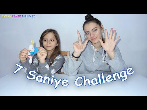 7 Saniye Challenge - Eğlenceli Çocuk Videosu - Funny Kids Videos
