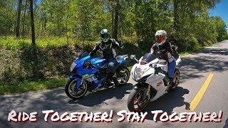 Couples That Ride Together! - Dual Vlog