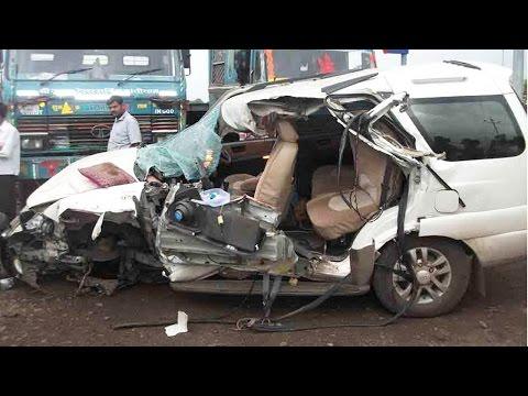Latest Car Accident of Tata Safari in India - Road - Crash - Compilation - Auto - 2016 - 2017 - 2018