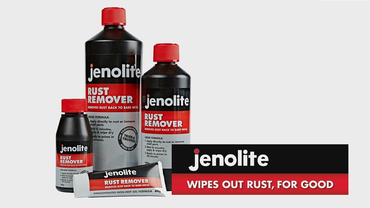 Jenolite Rust Remover | Silmid