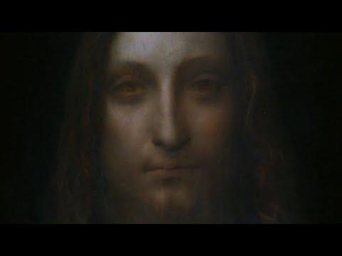 Un polémico Leonardo es la estrella de subastas en Nueva York