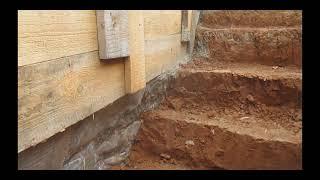 Строительство погреба своими руками.Мой опыт.