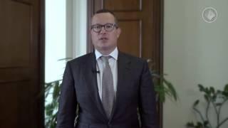 Поздравление Президента АЛРОСА А  Жаркова с Днем шахтера