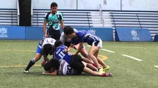 20151121 A grade Rugby 第四場 CTS