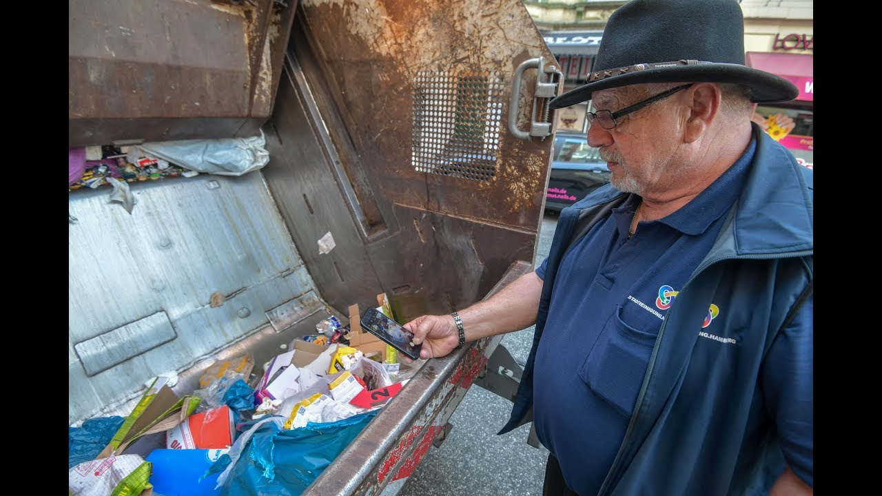 Mülltrennung Hamburg Die Waste Watcher