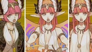 【FGO】真名解放オケアノスのキャスター 宝具+ALLスキル&バトルアクション【Fate/Grand Order】circe NP+allskill&BA