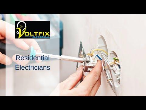 Residential Electricians Brisbane, Logan, Redlands, Bayside: Voltfix Electrical