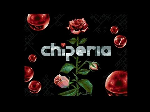 The Chiperia Project Issue #7 - Amiga Music Disk (50 FPS)