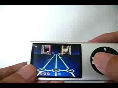 how to work an ipod nano