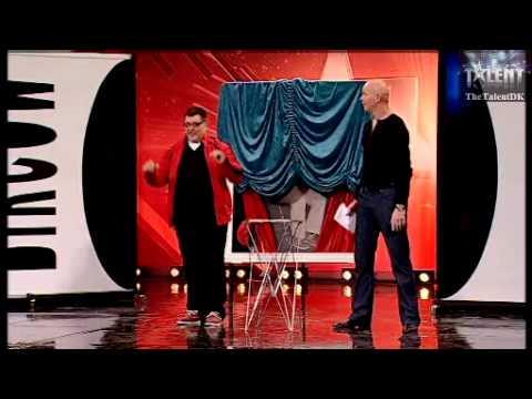 DK Talent 2010 [Audition] Michael og Joachim tryller